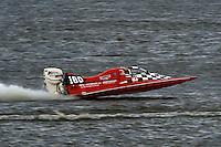 Gary Harris (#180) (Super Sport Tunnel)