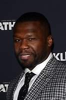 CULVER CITY, CA - MARCH 7: 50 Cent pictured at Crackle's The Oath Premiere at Sony Pictures Studios in Culver City, California on March 7, 2018. <br /> CAP/MPI/DE<br /> &copy;DE/MPI/Capital Pictures
