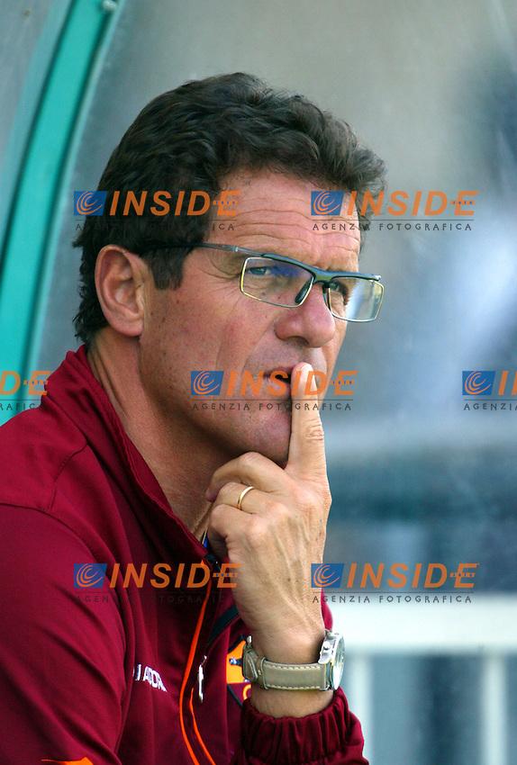 Roma 4/9/2003<br /> Fabio Capello Allenatore della Roma<br /> Fabio Capello Roma's trainer<br /> Foto Andrea Staccioli / Insidefoto