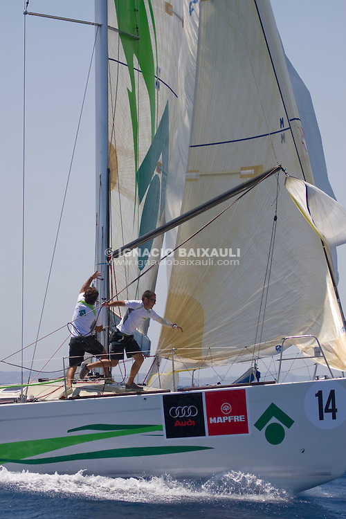 TECNOCASA - XXVII Copa del Rey de vela - Rela Club Náutico de Palma - 26 July to 2 Agost 2008 - Palma de Mallorca - Baleares - España