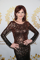 PASADENA, CA - FEBRUARY 9: Marilu Henner at the   Hallmark Channel and Hallmark Movies &amp; Mysteries Winter 2019 TCA at Tournament House in Pasadena, California on February 9, 2019.     <br /> CAP/MPI/SAD<br /> &copy;SAD/MPI/Capital Pictures