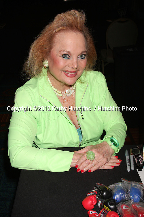 "LOS ANGELES - AUG 4:  Carol Connors appearing at the ""Hollywood Show"" at Burbank Marriott Convention Center on August 4, 2012 in Burbank, CA"