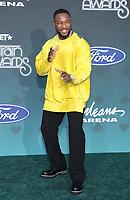 17 November 2019 - Las Vegas, NV - tank. 2019 Soul Train Awards Red Carpet Arrivals at Orleans Arena. Photo Credit: MJT/AdMedia