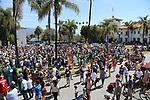 Science March in Santa Barbara