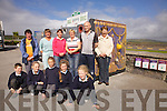 Portmagee Tidy Towns receive three commendations in the recent Tidy Towns Competition pictured here Committee members, CE Workers & pupils from Portmagee NS, front l-r; Jonathan Gross, Olivia O'Shea, Ríona Moran, Charlotte Hulme, Teresa Marie O'Shea, back l-r;  Margaret Curran, Betty O'Connor, Patricia Kennedy, Kathleen Barry, John Murphy & Helen Shanahan.