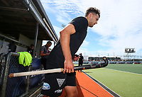 Dominic Newman. Pro League Hockey, Vantage Blacksticks Men v Argentina. North Harbour Hockey Stadium, Auckland, New Zealand. Sunday 10 March 2019. Photo: Simon Watts/Hockey NZ