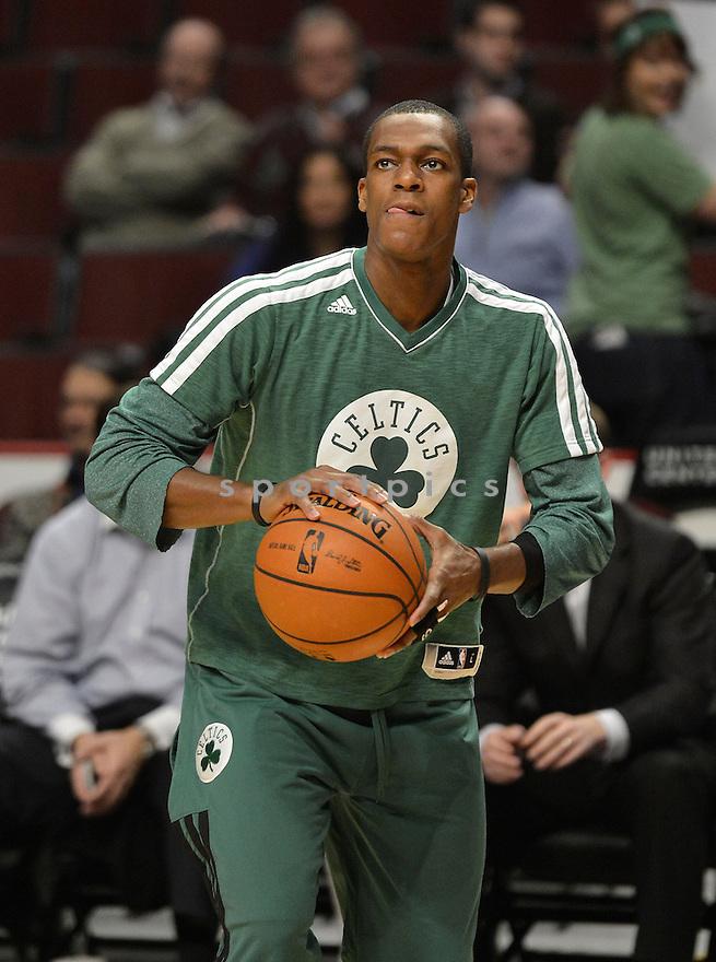 Boston Celtics Rajon Rondo (9)