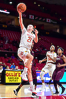 NCAA WOMEN'S BASKETBALL: Maryland Eastern Shore vs. Maryland