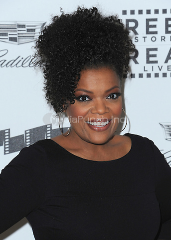 LOS ANGELES, CA - APRIL 25:  Yvette Nicole Brown at the 4th Annual Reel Stories, Real Lives Benefit at Milk Studios on April 25, 2015 in Los Angeles, California. Credit: mpiPGSK/MediaPunch