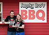 Smoky Bro's BBQ, May 18, 2013