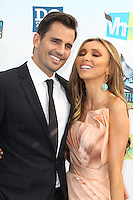 SANTA MONICA, CA - AUGUST 19: Giuliana Rancic and Bill Rancic at the 2012 Do Something Awards at Barker Hangar on August 19, 2012 in Santa Monica, California. Credit: mpi21/MediaPunch Inc. /NortePhoto.com<br />