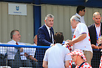 08.06.2019., stadium Gradski vrt, Osijek - UEFA Euro 2020 Qualifying, Group E, Croatia vs. Wales. Davor Suker. <br /> <br /> Foto © nordphoto / Davor Javorovic/PIXSELL