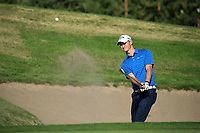 Tom Murray (ENG) during the final round of the Kazakhstan Open presented by ERG played at Zhailjau Golf Resort, Almaty, Kazakhstan. 16/09/2018<br /> Picture: Golffile   Phil Inglis<br /> <br /> All photo usage must carry mandatory copyright credit (&copy; Golffile   Phil Inglis)