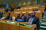 General Assembly Seventy-fourth session<br /> <br /> <br /> <br /> His Excellency Ezechiel NIBIGIRAMinister for Foreign Affairs andInternational Cooperation of Burundi
