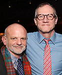 Michael Wilson and Mark Brokaw attends the Second Annual SDCF Awards, A celebration of Excellence in Directing and Choreography, at the Green Room 42 on November 11, 2018 in New York City.