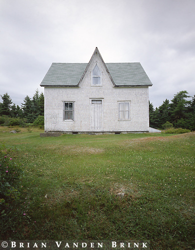 Fisherman's Cottage.Nova Scotia
