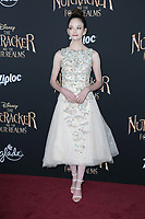 The Nutcracker And The Four Realms Premiere