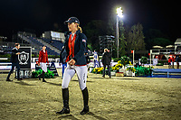 The riders walk the course before the Longines FEI Nations Cup Jumping Final. 2017 ESP-Longines FEI Nations Cup Jumping Final - CSIO Barcelona. Real Club de Polo de Barcelona. Saturday 30 September. Copyright Photo: Libby Law Photography