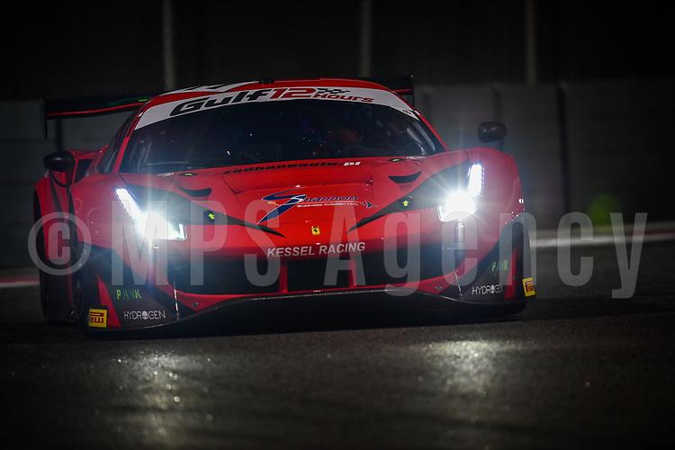 #11 KESSEL RACING FERRARI 488 GT3 PRO MICHAEL BRONISZEWSKI (POL) DAVIDE RIGON (ITA) ALESSANDRO PIERGUIDI (ITA)