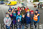 Hill walkers from Camp gathered at the shop in the village last Sunday for an adventure that crossed the river Finglas with views of Curra Dubh bridge and on to the 6th century famine village and back to Camp as part of the annual Dingle peninsula Storm Festival.