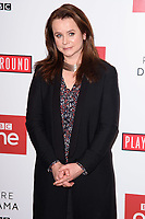 Emily Watson at the &quot;Little Women&quot; screening at the Soho Hotel, London, UK. <br /> 11 December  2017<br /> Picture: Steve Vas/Featureflash/SilverHub 0208 004 5359 sales@silverhubmedia.com