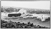 Crashing Waves<br />