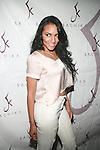 Eunice Quinones Attends SACHIKA TWINS Present REVE BOUTIQUE FASHION SHOW at The Skyroom, NY 8/2/11