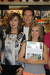 """Days Of Our Lives - Lauren Koslow, Drake Hogestyn, Melissa Reeves  meet the fans as they sign """"Days Of Our Lives Better Living"""" on September 27, 2013 at Books-A-Million in Nashville, Tennessee. (Photo by Sue Coflin/Max Photos)"""