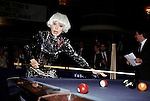 Carol Channing attends the Gene Shalit Pro Celebrity  Billards Classic Multiple Sclerosis Benefit in New York City<br /> October 12, 1993