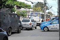 RIO DE JANEIRO, RJ, 21.11.2016 - CRIME-RJ - Movimentação na comunidade Cidade de Deus no Rio de Janeiro nesta segunda-feira, 21. (Foto: Marcus Victorio/Brazil Photo Press)