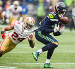 2017 NFL Seattle Seahawks vs. San Francisco 49ers