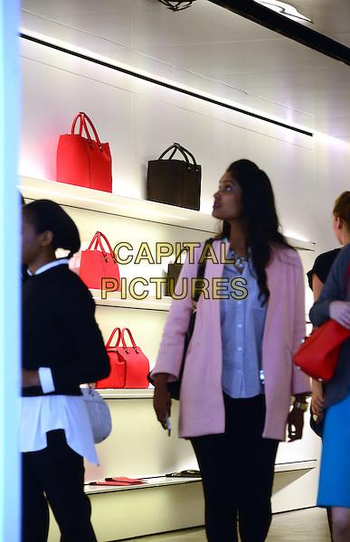 Victoria Beckham.<br /> Spice Girl turned award-winning fashion designer Victoria Beckham opens her debut store, in Mayfair's Dover Street.<br /> CAP/JOR<br /> &copy;Nils Jorgensen/Capital Pictures