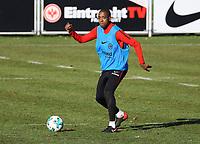 Gelson Fernandes (Eintracht Frankfurt) - 30.01.2018: Eintracht Frankfurt Training, Commerzbank Arena