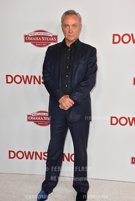 Udo Kier at the special screening of &quot;Downsizing&quot; at the Regency Village Theatre, Westwood, USA 18 Dec. 2017<br /> Picture: Paul Smith/Featureflash/SilverHub 0208 004 5359 sales@silverhubmedia.com