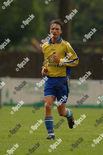 Scott De Greef , Ternesse