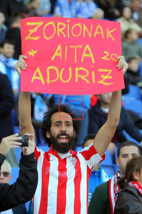 League Santander 2016/2017. Game: 11.<br /> RCD Espanyol vs Athletic Club: 0-0.