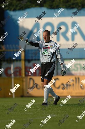 Rony Gaspercic , Westerlo