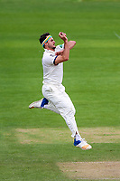 Picture by Alex Whitehead/SWpix.com - 22/04/2018 - Cricket - Specsavers County Championship Div One - Yorkshire v Nottinghamshire, Day 3 - Emerald Headingley Stadium, Leeds, England - Yorkshire's Jack Brooks bowls.
