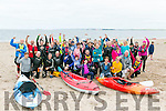 Tralee Bay Swimming Club 4.5k swim from Derrymore Beach to Fenit on Saturday