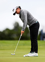 Carmin Lim during the Charles Tour Augusta Funds Management Ngamotu Classic, Ngamotu Golf Course, New Plymouth, New Zealand, Friday 13  October 2017.  Photo: Simon Watts/www.bwmedia.co.nz