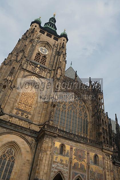 Europe/République Tchèque/Prague:Cathédrale Saint-Guy
