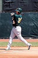 Matt Ray - Oakland Athletics - 2009 spring training.Photo by:  Bill Mitchell/Four Seam Images