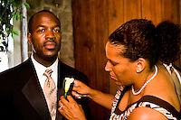 Wedding photographs of Melody Harris and Elron Austin at the Park Tavern and Piedmont Room, in Atlanta, GA.