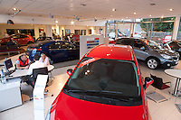 Bristol Street Motors Vauxhall Dealership at Chesterfield