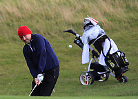 Joe Lyons (Galway) on the 14th during the Connacht Final of the AIG Barton Shield at Galway Bay Golf Club, Galway, Co Galway. 11/08/2017<br /> <br /> Picture: Golffile | Thos Caffrey<br /> <br /> <br /> All photo usage must carry mandatory copyright credit     (&copy; Golffile | Thos Caffrey)