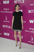 LOS ANGELES, CA - MAY 12: Alison Brie, at Netflix - Rebels And Rules Breakers For Your Consideration Event at Netflix FYSee Space At Raleigh Studios in Los Angeles, California on May 12, 2018. <br /> CAP/MPI/FS<br /> &copy;FS/MPI/Capital Pictures
