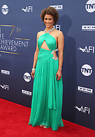 HOLLYWOOD, CA - JUNE 6: Paula Patton at the AFI Life Achievement Award: A Tribute To Denzel Washington at the Dolby Theatre in Hollywood, California on June 6, 2019.   <br /> CAP/ADM/FS<br /> ©FS/ADM/Capital Pictures
