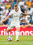 Toni Kroos of Real Madrid in action during their La Liga match at the Santiago Bernabeu Stadium between Real Madrid and RC Celta de Vigo on 27 August 2016 in Madrid, Spain. Photo by Diego Gonzalez Souto / Power Sport Images