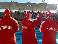 Stanford Water Polo W vs USC, April 13, 2018