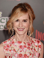 HOLLYWOOD, CA - JUNE 05: Holly Hunter attends the premiere of Disney and Pixar's 'Incredibles 2' at the El Capitan Theatre on June 5, 2018 in Los Angeles, California.<br /> CAP/ROT/TM<br /> &copy;TM/ROT/Capital Pictures